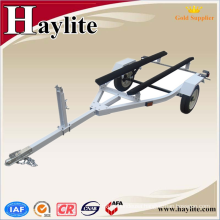 High Quality Full hot dip galvanized jetski boat trailer